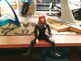 Forever Alone, Beverly Crusher by surlana