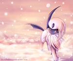 Absol by sunshineikimaru