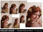 Fairytale Princess P Pack 5 by mizzd-stock