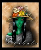 Elphaba by ravenwing136