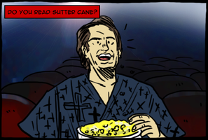 John Carpenter's In the Mouth of Madness by theEyZmaster