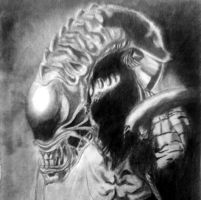 Alien by DanloS