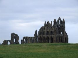Whitby Abby 2 by TimeWizardStock