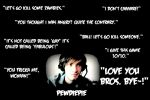 Most Memorable Quotes from Pewds by FrederickWalter