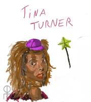 Tina Turner had a godfather by Marcelo-C-C-Filho