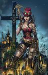 Zenescope GFT Unleashed #1, J. Tyndall by sinhalite
