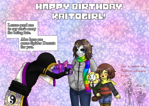 Happy birthday Kaitogirl! by 13-Lenne-13