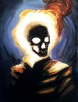 Ghost Rider by AndrewKwan