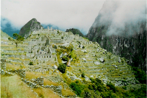 Macchu Pichu by ematailor