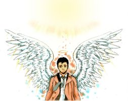 I'm an angel of the Lord by Sefi
