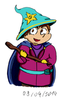 Stick of Truth: Grand Wizard by lila79