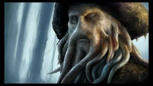 Davy Jones, ARRRRRRRR by memod