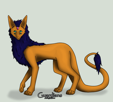 TheWatcherAyame : Leon by GuardianAdoptables