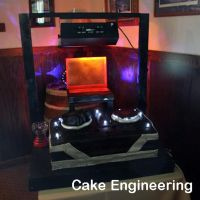 DJ cake by cake-engineering