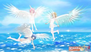 3DCG Wings by MMD3DCG