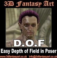 Easy Depth of Field in Poser by 3D-Fantasy-Art