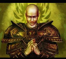 taROT Card project: questor by epicgenerator