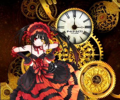 Kurumi Go Wallpaper by takeshi030