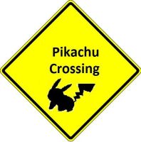 Pikachu Crossing by Hordaks-Pupil