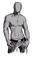 Male Torso Exercise.... -3- by Aysherah