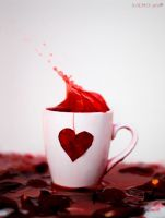 A Cup Of Love I by 7LM