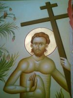 Wall painting in church 5 by HippieCase