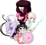 Crystal Gems by sparks220stars