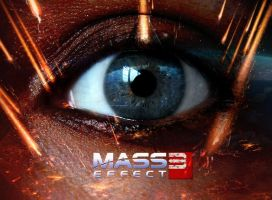 Mass effect 3 by gaara171