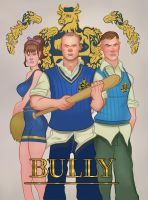 BULLY by huzzain