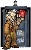 Wartime Doctor by badgerlordstudios