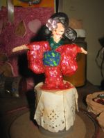 Stoned Geisha by AbstractWater