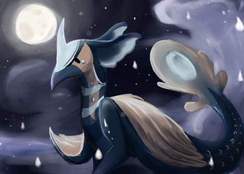 Melancholy Midnight by Snivine444