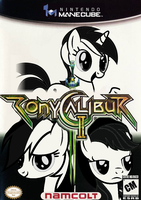 Pony Calibur 2 by nickyv917