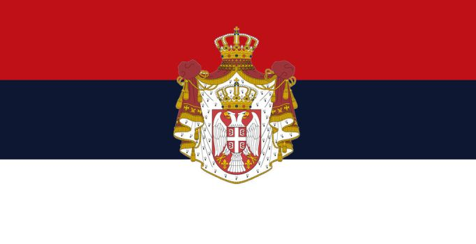 Serbia Monarchist by Politicalflags