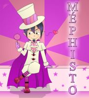 .:Mephisto - Ao No Exorcist:. by Zelinky