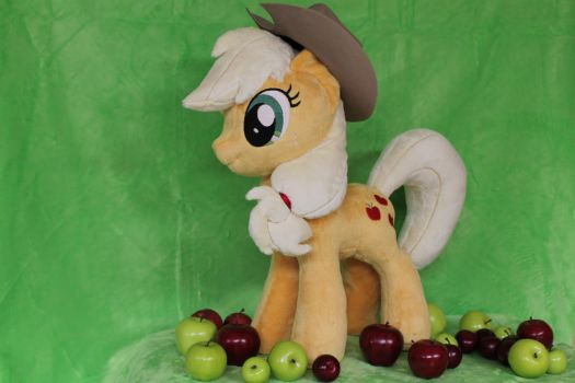 Fall Apple Bucken Time by WhiteDove-Creations