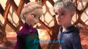 Frozen Love by insyirah321