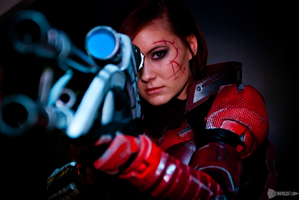 Mass Effect Cosplay by Swoz