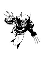 Wolverine 8-19-10 by JasonConrad