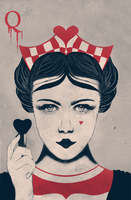 Queen of Hearts by 00hrs
