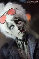 Halloween limited Zombie Sol 3 by Ringdoll