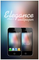 Elegance iPhone 4 Wallpaper by Martz90