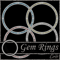 Cris Gem Rings by only1crisana