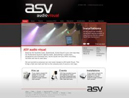 asv website design template v2 by thinkLuke