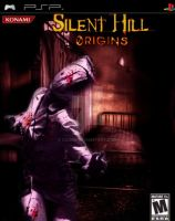 Silent Hill origins Cover 2 by caorr