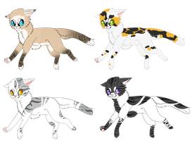 whee cat adopts | closed by zepIyn