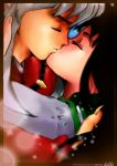 The Kiss by kaliko-rosa