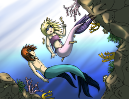 Under Sea Love by TheAnimatedReviewer