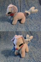 Finny plush by Toshiko-paws