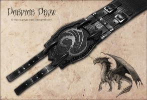 Wide belt by Darvyar
